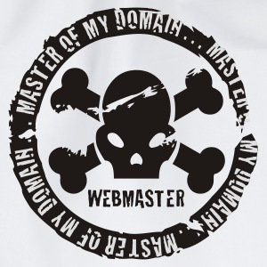 White webmaster T-Shirt - Gymbag