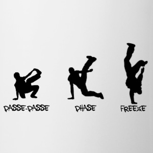 breakdance categorie - Tasse