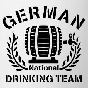 ::GERMAN NATIONAL DRINKING TEAM::  - Tasse