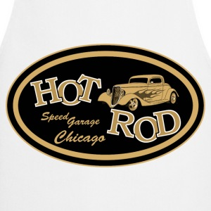 Hot Rod flaming - Tablier de cuisine