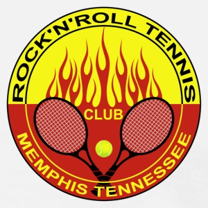 rock'n'roll tennis club - T-shirt Premium Homme