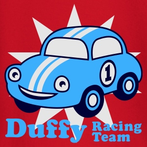 Red duffy racing team Juniors - Camiseta manga larga bebé