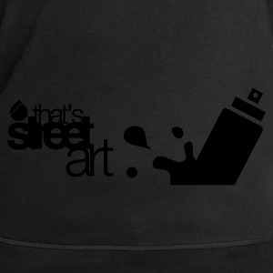 that's street art Sacs et sacs à dos - Sweat-shirt Homme Stanley & Stella