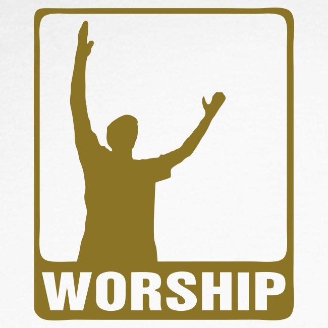 WORSHIP-black|gold (Boys)