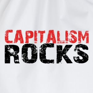 Capitalism Rocks - Turnbeutel