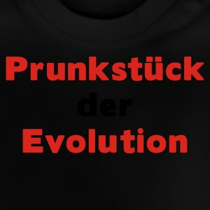 Navy Prunkstück der Evolution Kinder Pullover - Baby T-Shirt