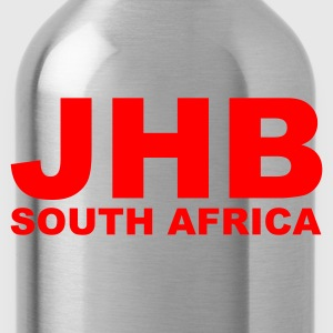 Yellow/green JHB, Johannesburg South Africa Men's Tees - Water Bottle