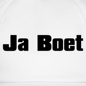 Yellow/green Ja Boet, South Africa Men's Tees - Baseball Cap