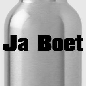 Yellow/green Ja Boet, South Africa Men's Tees - Water Bottle