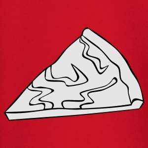 Red pizza slice Men's Tees (short-sleeved) - Baby Long Sleeve T-Shirt