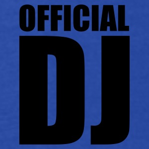 Navy Official DJ Caps & Hats - Women's Tank Top by Bella