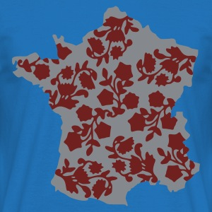 Red France Jumpers - Men's T-Shirt
