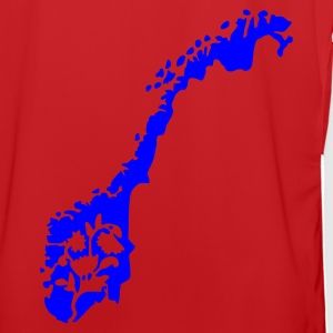 Red Norway Kid's Tops - Men's Football Jersey