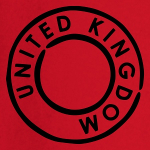 Rood UK - United Kingdom Kinder shirts - T-shirt