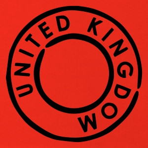 Red/white United Kingdom - UK Bags  - Kids' Premium Hoodie