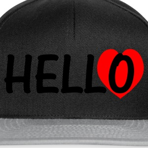 Hello There! - Snapback cap