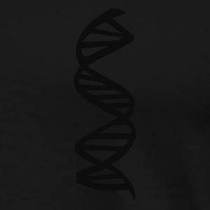 Black DNA Coats & Jackets - Men's Premium T-Shirt