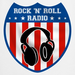 rock'n'roll radio - Tablier de cuisine