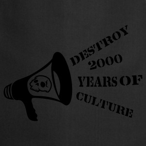Brun destroy_2000_years_of_culture3 Sweatshirts - Forklæde