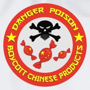boycott chinese products - Sac de sport léger