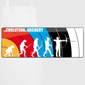the evolution of archery - Fita Recurve Target - Kochschürze