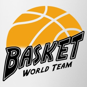 Basket t-shirt - Tasse