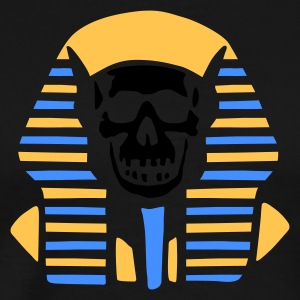 egypt_skull_on_black Hoodies & Sweatshirts - Men's Premium T-Shirt