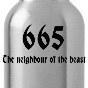 665 Hoodies & Sweatshirts - Water Bottle