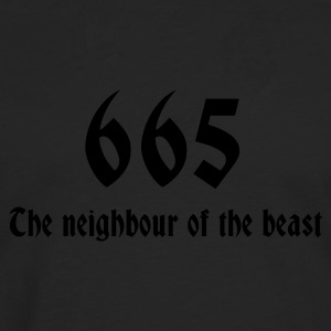 665 Hoodies & Sweatshirts - Men's Premium Longsleeve Shirt