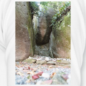 White Sacred Place Mugs  - Men's Premium T-Shirt