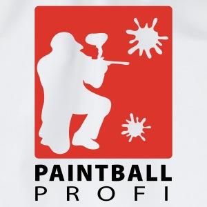 paintball addicted - Turnbeutel