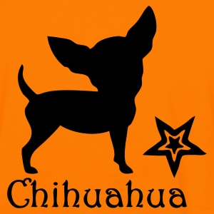 Brown chihuahua0v1 Jumpers  - Men's Ringer Shirt