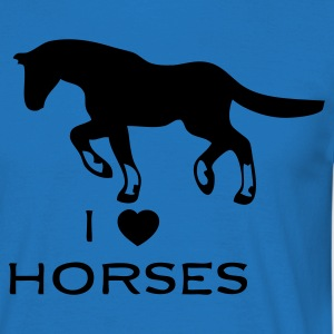 Army horse_0002 Jumpers - Men's T-Shirt