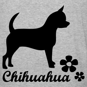 Granite chihuahuatext Coats & Jackets - Men's Slim Fit T-Shirt