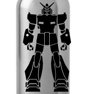 Black Gundam_1 Jumpers - Water Bottle