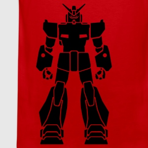 Red Gundam_1 Kid's Shirts  - Men's Premium Tank Top