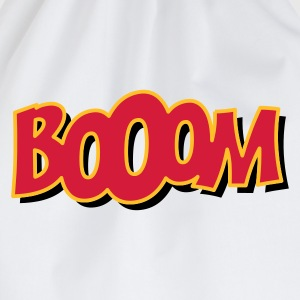 BOOOM - Gymtas