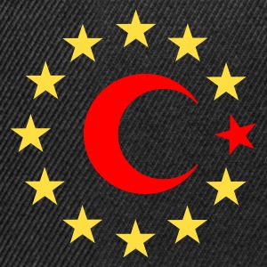 Turkey - Europe - EU :-: - Snapback Cap