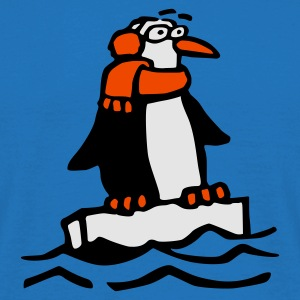 pinguin Paraply - T-shirt herr