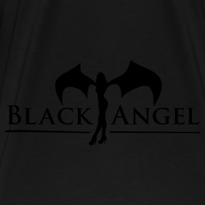 black_angel Tasker - Herre premium T-shirt