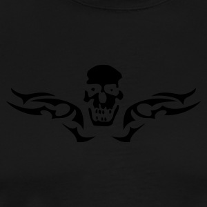 tribal_skull  Aprons - Men's Premium T-Shirt