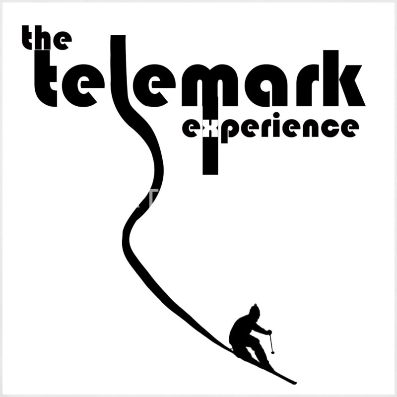 the telemark experience - Männer Baseball-T-Shirt