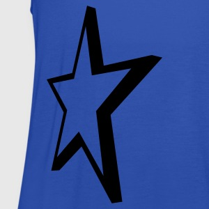 Star - Women's Tank Top by Bella