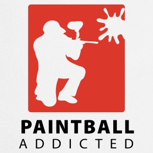 Paintball addicted - Kochschürze