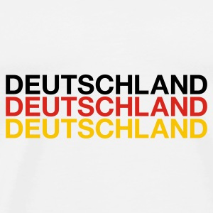 :: DEUTSCHLAND :: Bags & backpacks - Men's Premium T-Shirt
