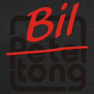 Black/white Biltong Not Pete Tong Men's Tees - Men's Sweatshirt by Stanley & Stella