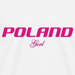 :: POLAND GIRL :: Bags & backpacks - Men's Premium T-Shirt