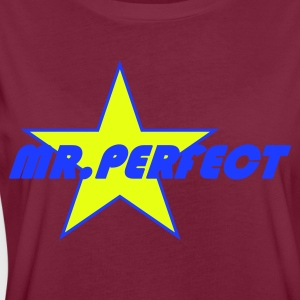 mr. perfect - Frauen Oversize T-Shirt