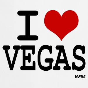 Gris chiné i love vegas by wam Sweatshirts - Tablier de cuisine