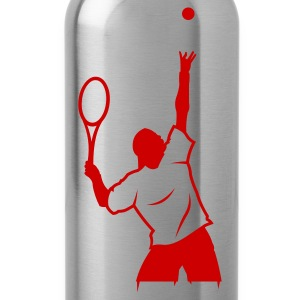 Brown tennis_newstyle Jumpers - Water Bottle